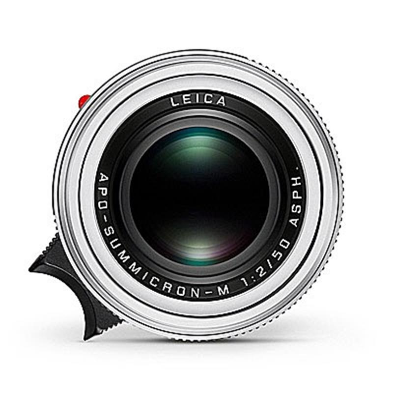 Leica 50mm F2 Apo Asph M Chrome Image 1