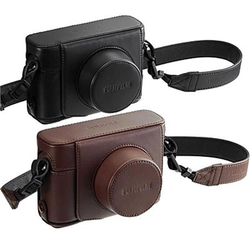 Fujifilm X100F BLC-X100F Full Case - Brown Image 1