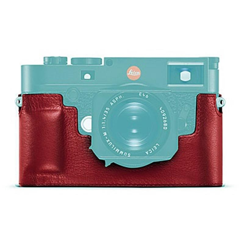 Leica Protector M10 Red (24022) Image 1