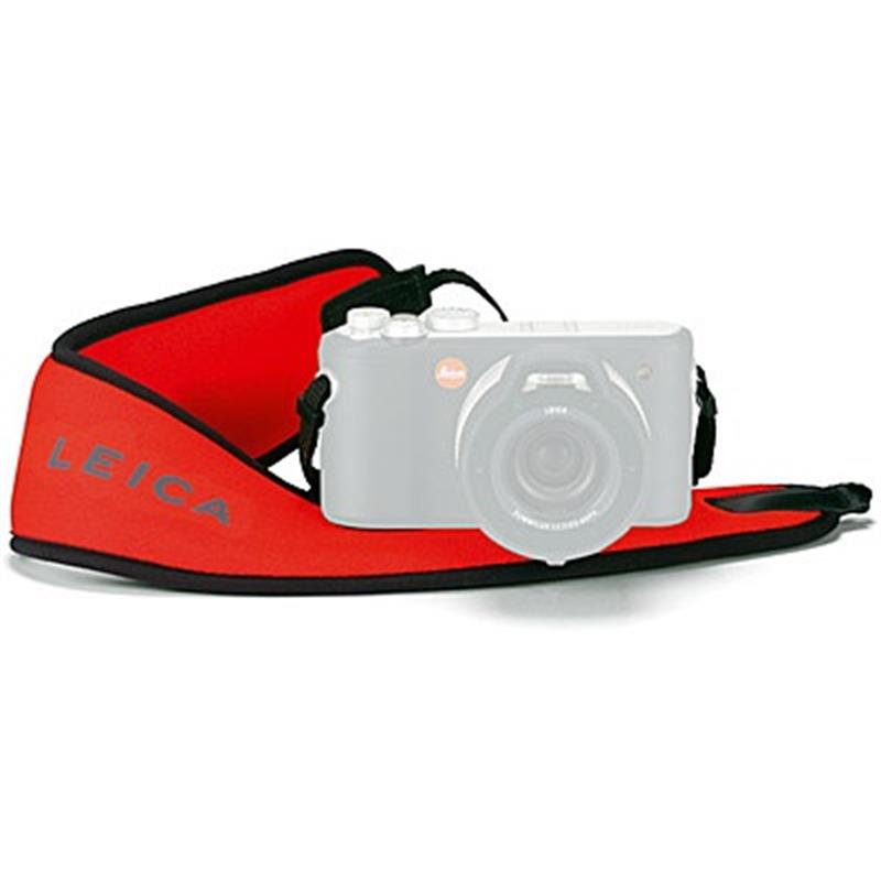 Leica Red Floating Carry Strap  Image 1