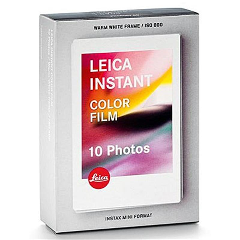 Leica Sofort Colour Film Pack (Mini) Image 1