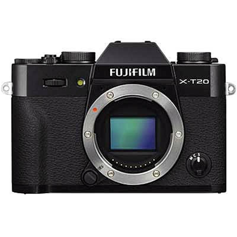 Fujifilm X-T20 Body Only - Black Image 1